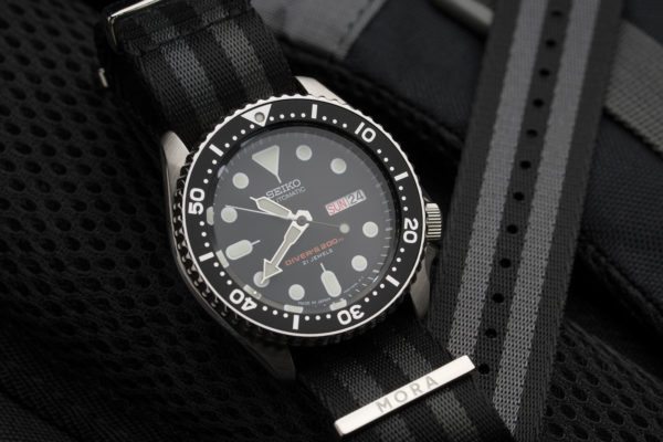 highest quality bond nato for seiko skx