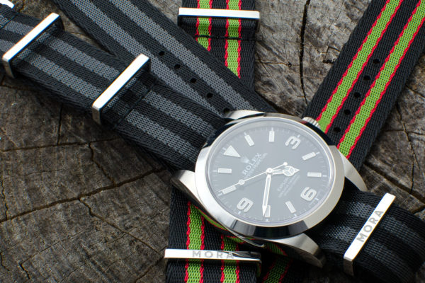best bond style nato straps on rolex explorer