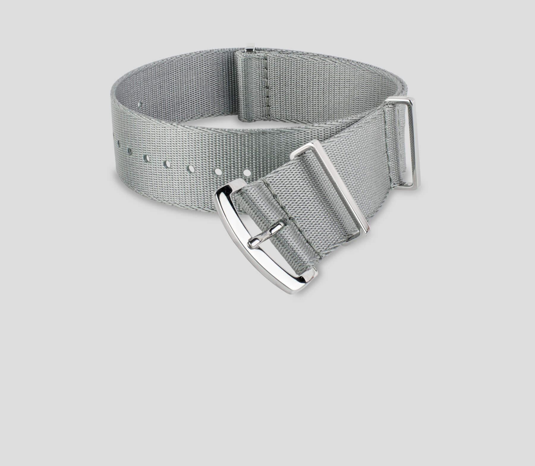 Solid Gray Strap
